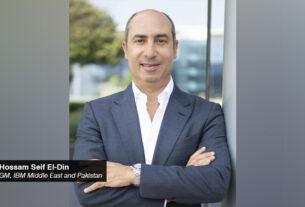 Hossam Seif El-Din - GM - IBM -Middle East - Pakistan - techxmedia