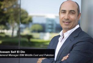 Hossam Seif El Din - General Manager - IBM - Middle East - Pakistan - TECHXMEDIA