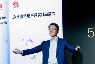 Huawei-Carrier-BG-CMO-Bob-Cai - techxmedia