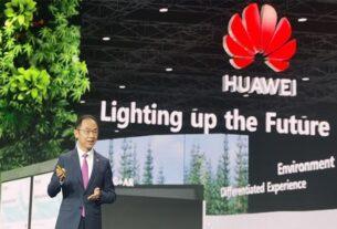 Huawei-MWC Barcelona 2021 - techxmedia
