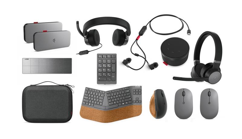 Lenovo Go - remote workspaces - TECHx