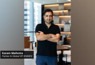 Karam Malhotra - Partner - Global VP - SHAREit - techxmedia