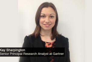 Kay Sharpington, senior principal research analyst at Gartner - techxmedia
