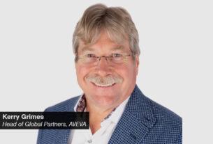 Kerry Grimes, Head of Global Partners, AVEVA - techxmedia