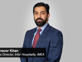 Mansoor Khan - Sales Director - Infor Hospitality - IMEA - techxmedia
