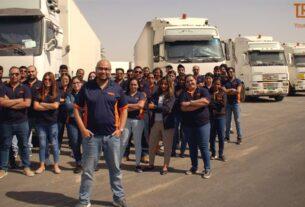 Middle East - Pakistan - logistics platform Trukkin - techxmedia