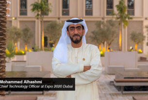 Mohammed Alhashmi - Chief Technology Officer - Expo 2020 Dubai - techxmedia