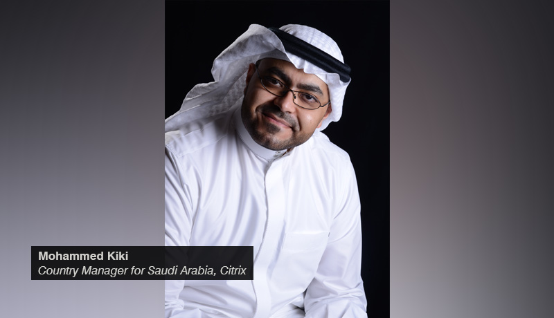 Mohammed Kiki - Country Manager - Saudi Arabia - Citrix - techxmedia