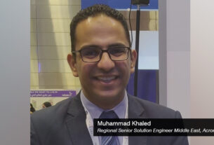 Muhammad Khaled - Regional Senior Solution Engineer - Middle East - Acronis - TECHXMEDIA