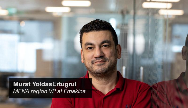 Murat YoldasErtugrul - MENA region- VP - Emakina - techxmedia