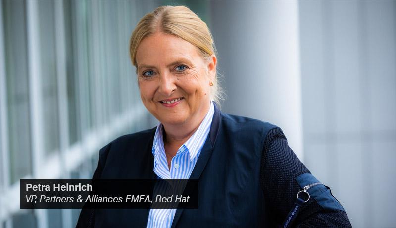 Petra Heinrich - vice president - Partners & Alliances EMEA - Red Hat - techxmedia