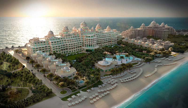 Raffles-The-Palm-Dubai--Aerial-Exterior - techxmedia