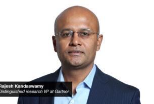 Rajesh Kandaswamy - distinguished research vice president - Gartner - techxmedia
