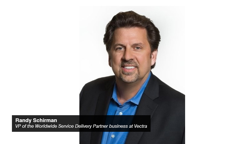 Randy Schirman - Vectra VP - Partnerships - techxmedia