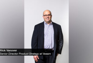 Rick-Vanover, - Senior-Director-Product-Strategy- Veeam - techxmedia