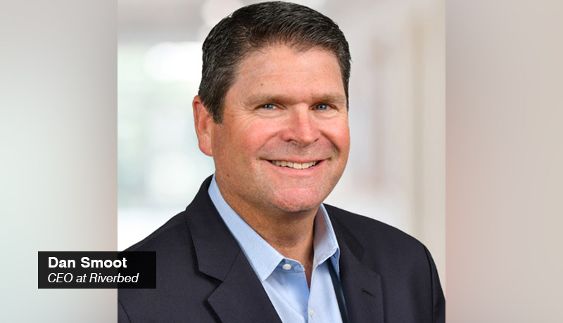 Riverbed - Dan Smoot - President - CEO - techxmedia