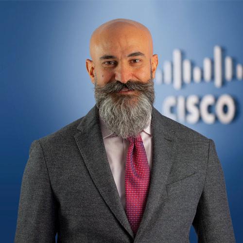 Shukri Eid - Managing Director - Cisco - Gulf Region - techxmedia