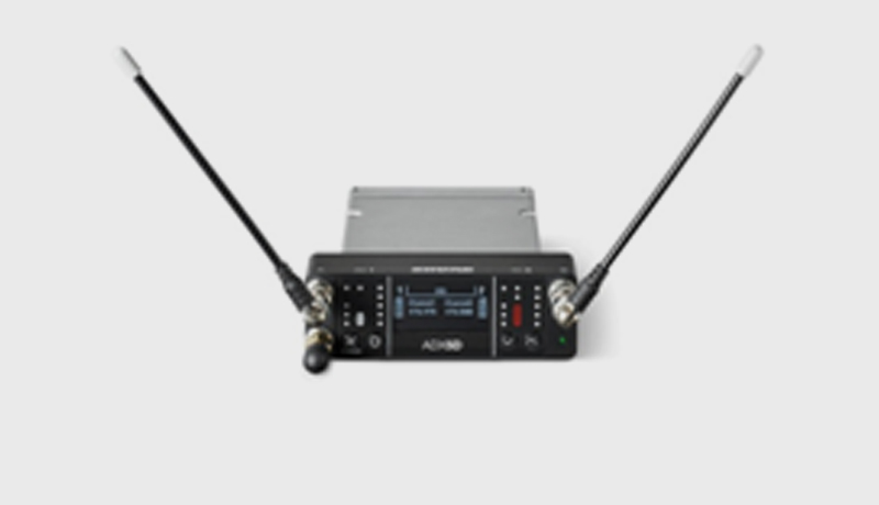 Shure - Middle East - ADX5D Portable Receiver - techxmedia