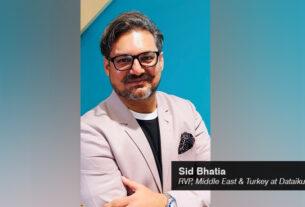 Sid Bhatia - regional director – Middle East - Dataiku - TECHXMEDIA