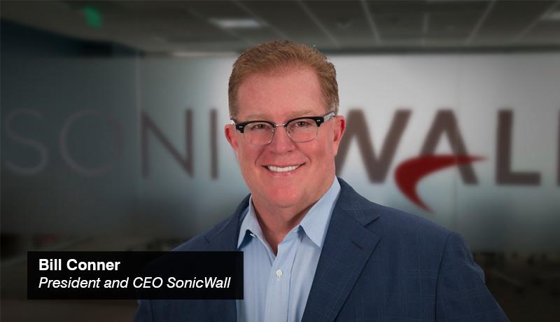 SonicWall - President - CEO - Bill Conner - techxmedia