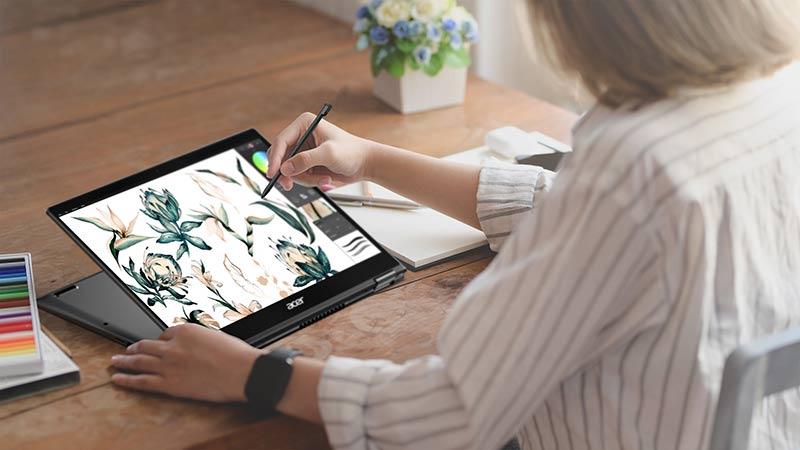 Acer Spin 5 - techxmedia