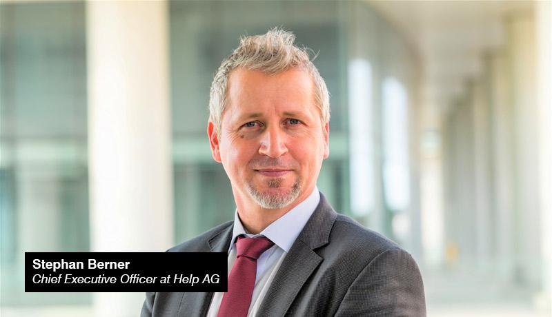 Stephan Berner - Chief Executive Officer - Help AG - techxmedia