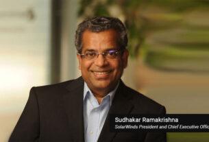 Sudhakar-Ramakrishna-SolarWinds - techxmedia