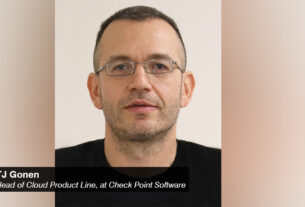 TJ Gonen - Head of Cloud Product Line - at Check Point Software - techxmedia