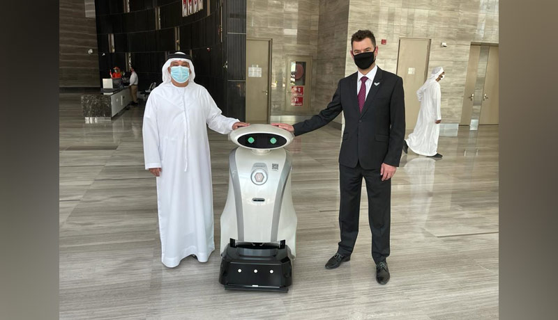Tafawuq - Management - first robotic cleaner - techxmedia