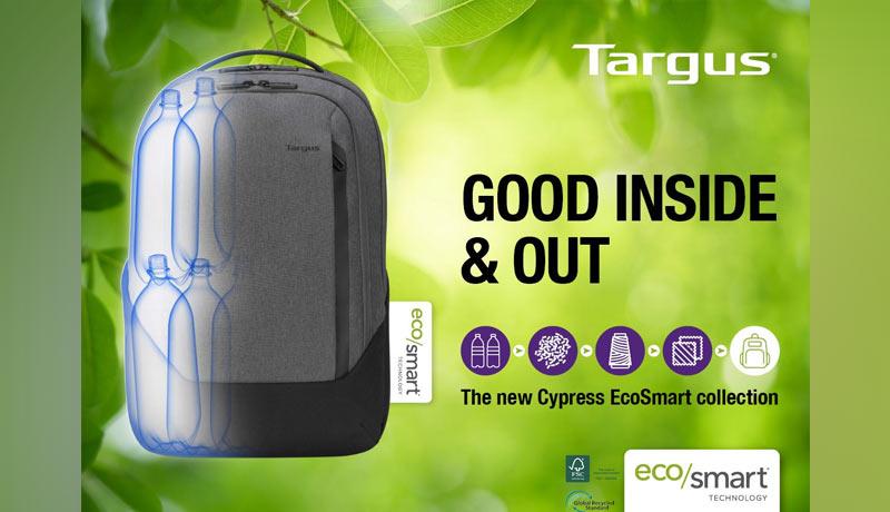 Targus Cypress Bags - EcoSmart - techxmedia