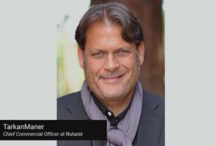 TarkanManer - Chief-Commercial-Officer- Nutanix - techxmedia