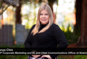 Tonya Chin - SVP - Corporate Marketing IR - Chief-Communications-Officer - Nutanix