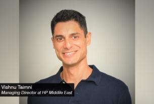 VISHNUVishnu Taimni, Managing Director at HP Middle East - techxmedia-TAIMNI