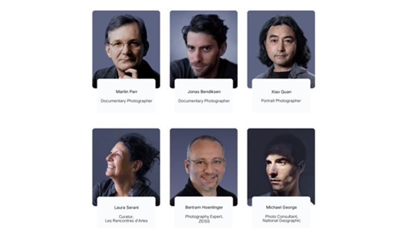 VISION+ Mobile PhotoAwards 2021 - Judging Panel - TECHXMEDIA