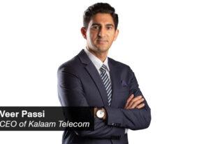 Veer Passi - CEO - Kalaam Telecom. - techxmedia
