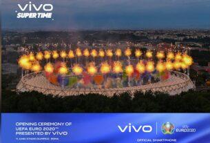 Vivo - opening ceremony - UEFA EURO 2020 - techxmedia