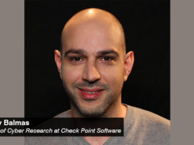 Yaniv Balmas - Head of Cyber Research - Check Point Software - techxmedia