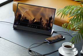 Lenovo L15 Mobile Monitor - techxmedia