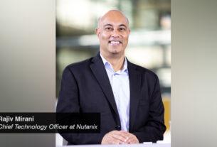 Rajiv Mirani, Chief Technology Officer at Nutanix - techxmedia