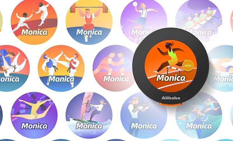1 - Alibaba - Cloud Pin - media professionals - Olympic Games 2020 - techxmedia