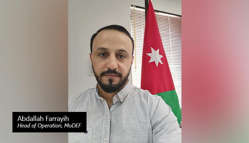 Abdallah Farrayih, - MoDEE - techxmedia