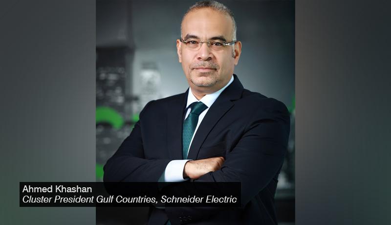 Ahmed Khashan - Schneider Electric - techxmedia