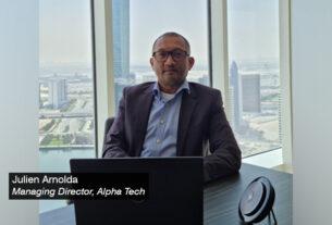 Alpha Tech - Managing Director - Julien Arnolda - techxmedia