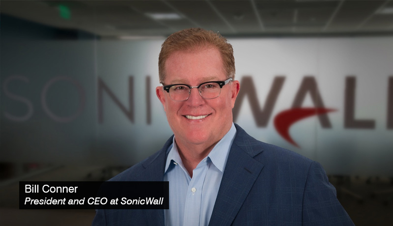 Bill-Conner,-President-and-CEO-at-SonicWall - techxmedia