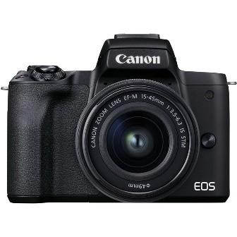 Canon EOS M50 - techxmedia