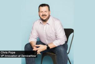 Chris Pope - ServiceNow- techxmedia