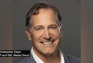 Christopher-Dean - VP - GM - Media-Cloud - TECHXMEDIA