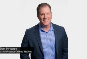 Dan-Schiappa,-chief-product officer - sophos -techxmedia