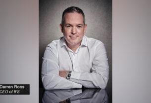 Darren Roos - IFS -CEO - TECHXMEDIA