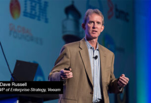 Dave Russell, Vice President of Enterprise Strategy, Veeam - techxmedia